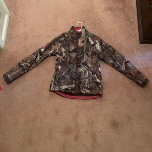 NWOT Mossy Oak break up infinity women's M jacket